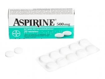 Aspirine Bayer tabletten a 20 stuks