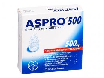 Aspro bruistabletten