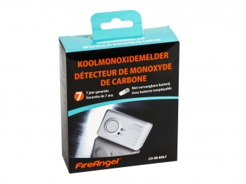 Koolmonoxide melder