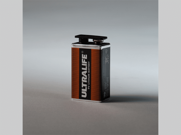 Defibrillator batterij 9V - Defibtech Lifeline