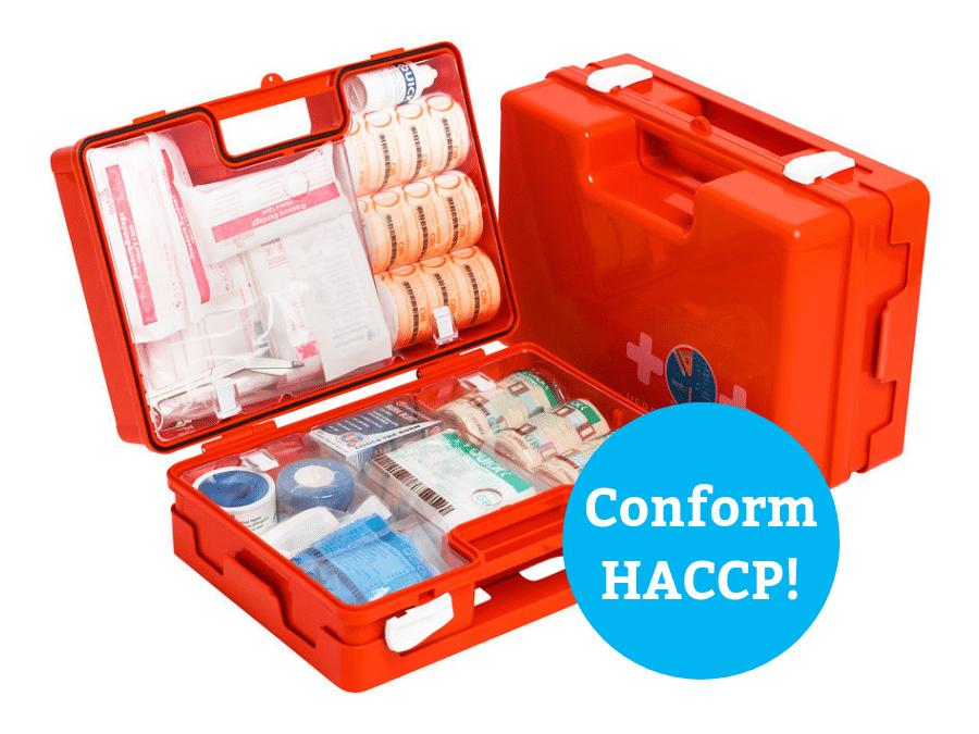 Wat zijn HACCP richtlijnen? | EHBO-koffer.nl | Kennisbank