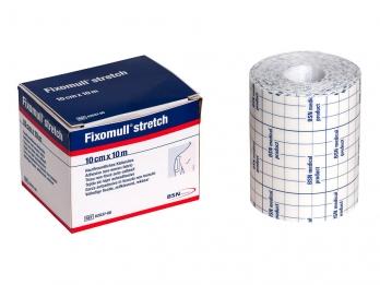 Fixomull 10 cm x 10 meter (stretch)