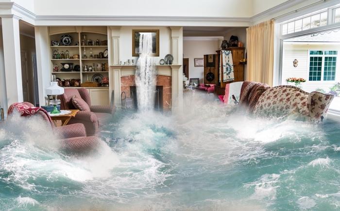 Hoe bereid je voor op een overstroming?