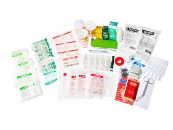 Inhoud EHBO-koffer Kinderdagverblijf