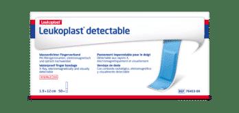Leukoplast detecteerbaar