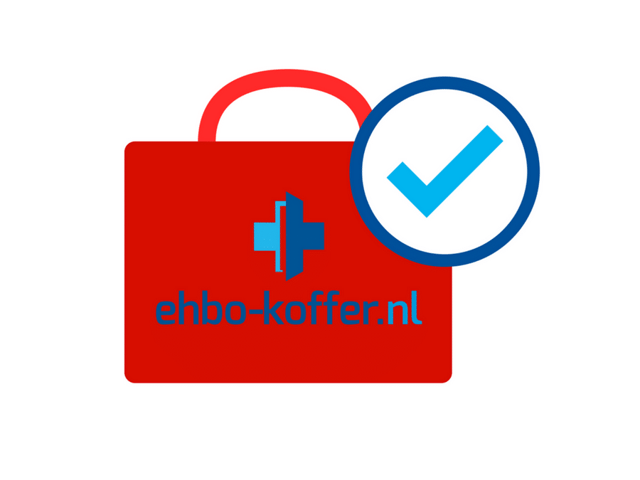Checklist EHBO-koffer