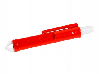 Plastic tekenpincet