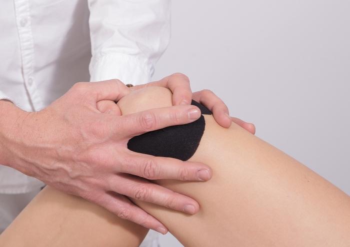 Wat doe je bij een verdraaide knie