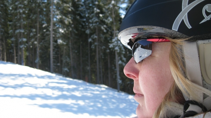 Wat doe je bij sneeuwblindheid