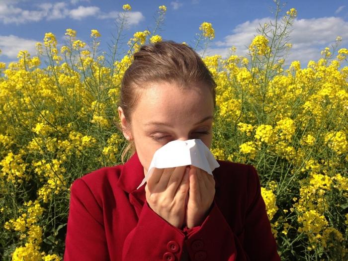 Wat te doen bij een allergische reactie