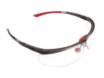 Veiligheidsbril blanke lens