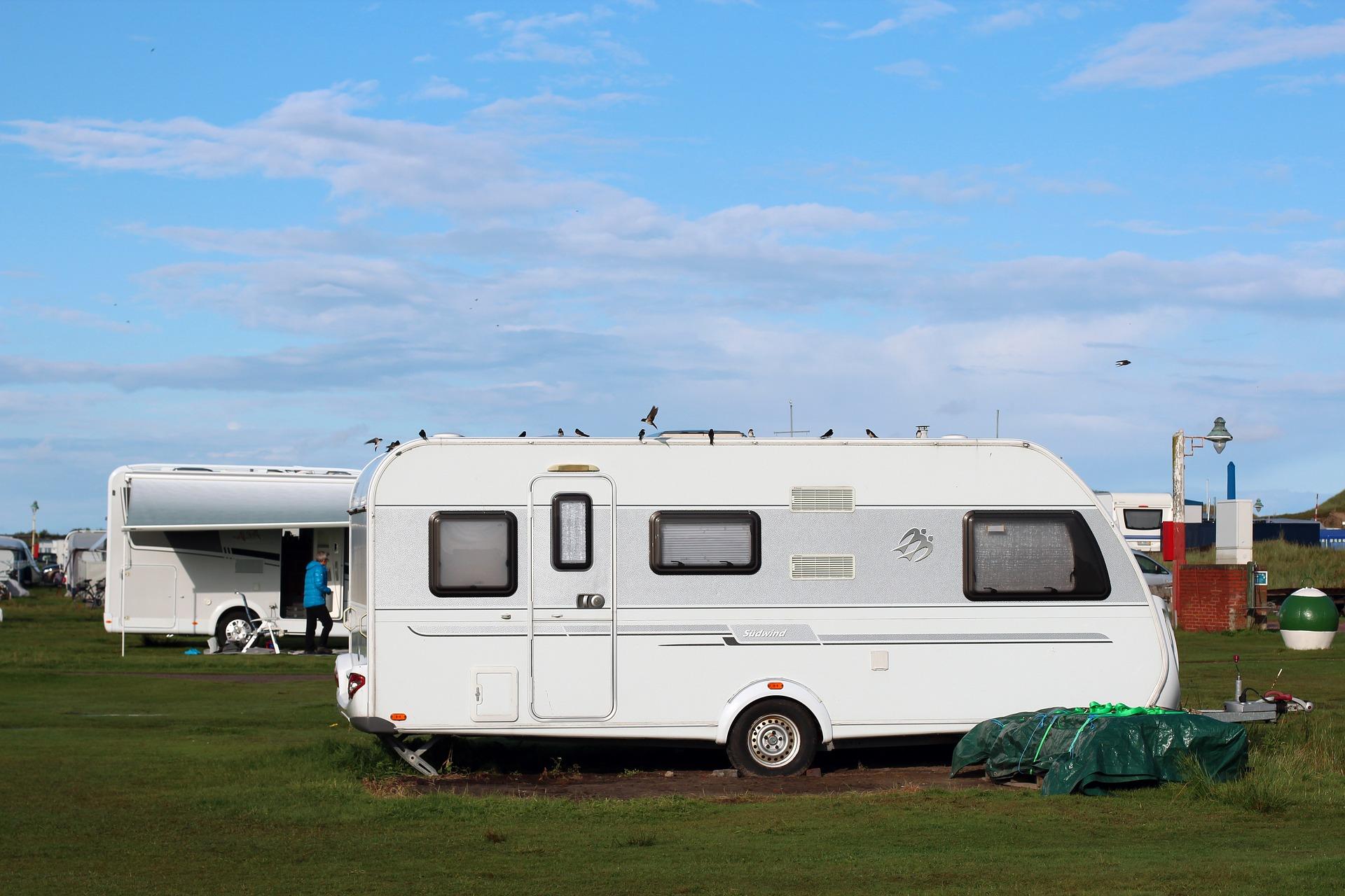 EHBO-koffer caravan