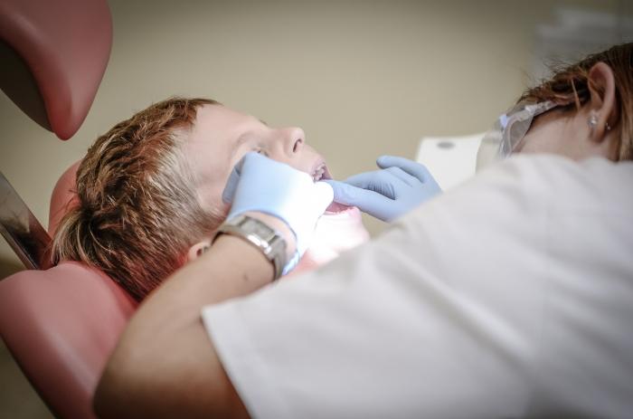EHBO-koffer tandartspraktijk