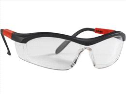 Veiligheidsbril monolens extra sterk